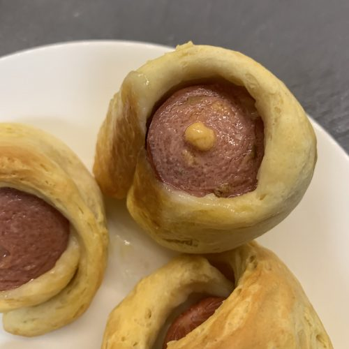 Pigs in a Blanket - Cheddar Jalapeno Style