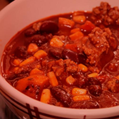 Slow Cooker Buffalo Chicken Chili Recipe
