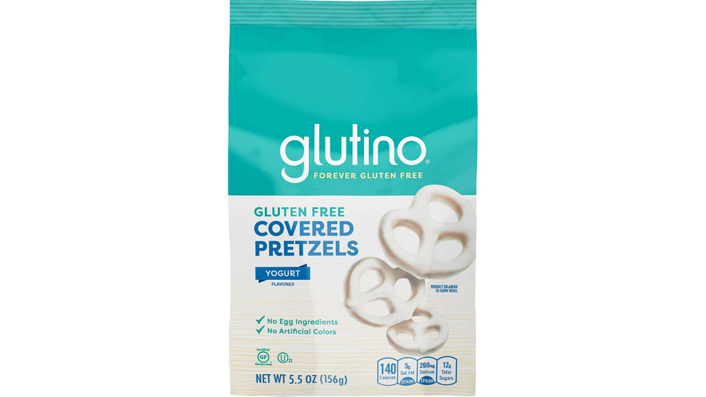 Yogurt Covered Pretzels