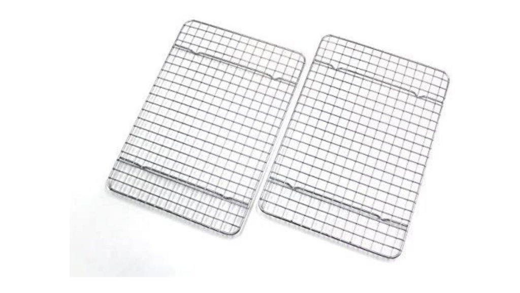 Checkered Chef Cooling Racks for Baking Baking Rack Twin Set