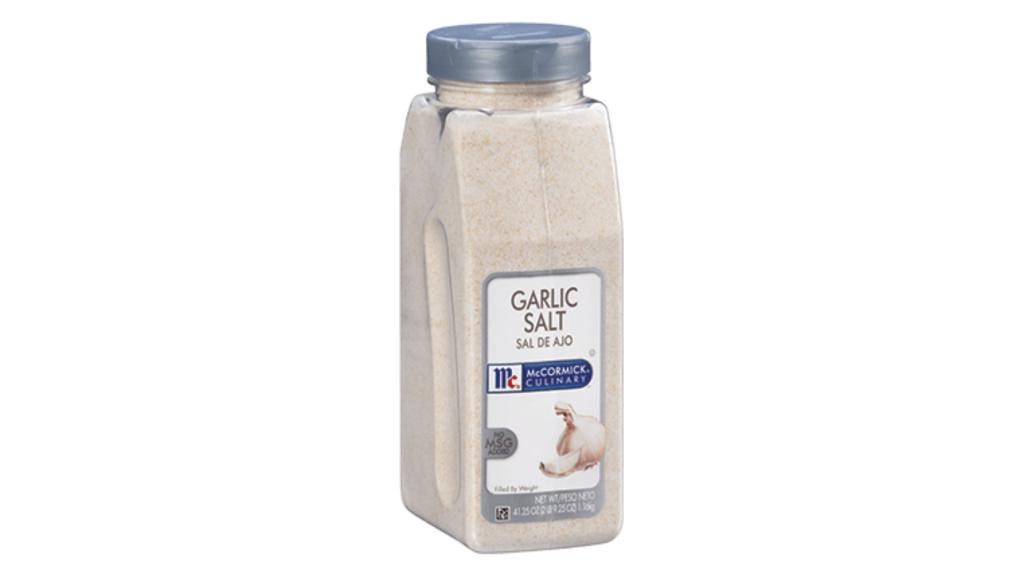 McCormick Culinary Garlic Salt