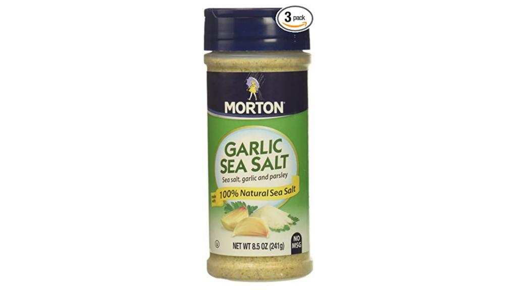 Morton's Sea Salt & Garlic
