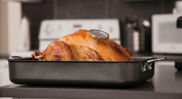 how to baste a turkey