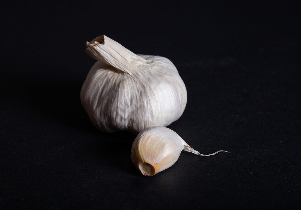 garlic pod