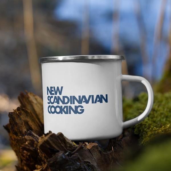 new scandinavian cooking mug