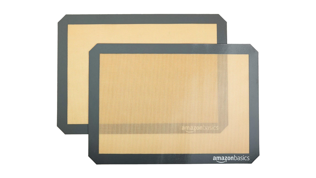 amazon basics silicon baking mat